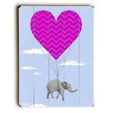 Elephant Love Wall Décor