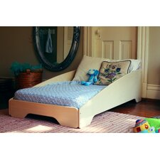 Zoom Toddler Panel Bed