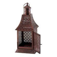Signature Series Metal Lantern