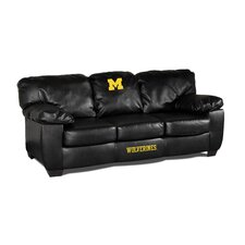 NCAA Classic Leather Sofa