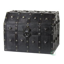 Vintage Caribbean Pirate Chest