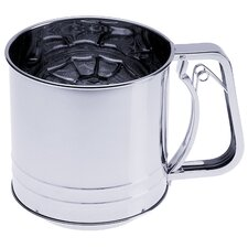 5 Cup Triple Screen Flour Sifter
