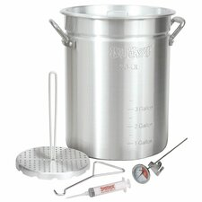 Aluminum 30 Quart Turkey Fryer