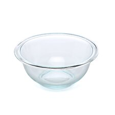 Prepware 1 Qt Mixing Bowl in Clear (Set of 2)