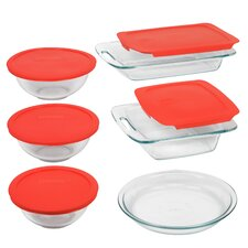 Easy Grab 11 Piece Bakeware Set