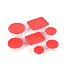Bakeware 14 Piece Storage Container Set