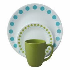 Southbeach 16 Piece Dinnerware Set