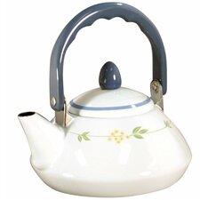 Livingware Secret Garden 1.2-qt. Personal Tea Kettle