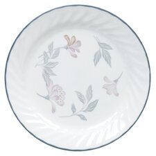 """Impressions Pink Trio 9"""" Lunch Plate (Set of 6)"""