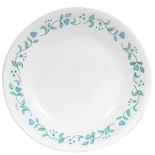 """Livingware 6.75"""" Country Cottage Bread and Butter Plate (Set of 6)"""