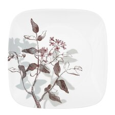 "Twilight Grove 9"" Square Plate (Set of 6)"