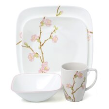 Cherry Blossom 16 Piece Dinnerware Set