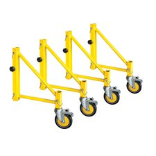 Jobsite Series Steel Perry Style Scaffold Outriggers (Set of 4)