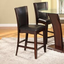 North Shore Bar Stool with Cushion (Set of 2)