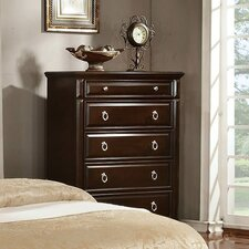 Caprivi 5 Drawer Chest