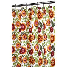 Prints Botanical Garden Shower Curtain