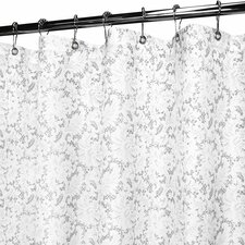 Prints Victorian Lace Shower Curtain
