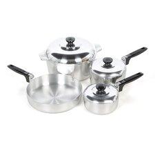Classic Cast Aluminum 8 Piece Cookware Set
