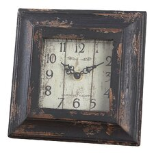 Small Square Clock