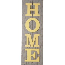 Words of Wonder and Celebration Home Wall Decor