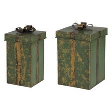 2 Piece Gift Boxes Set