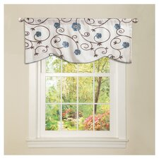 "Royal Garden 42"" Curtain Valance"