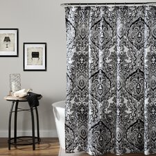 Aubree Polyester Shower Curtain