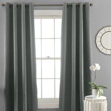 Jamel Window Curtain Panels (Set of 2)