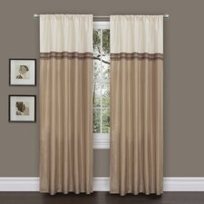 Terra Rod Pocket Curtain Panel (Set of 2)