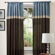 Terra Rod Pocket Curtain Panel (Set of 2)