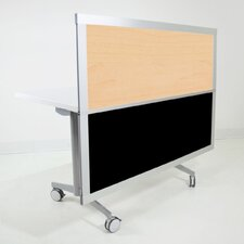 4' Privacy and Modesty Desk Divider