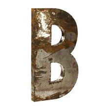 Letter Block Décor