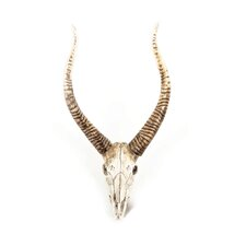 Goat Skull Wall Décor