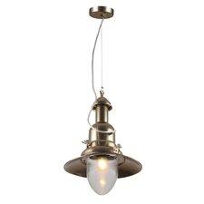 Industrial 1 Light Mini Pendant
