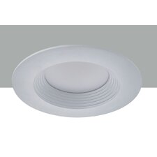 "LED Retrofit 6"" Recessed Trim"