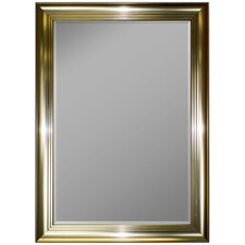 3 Step Framed Wall Mirror