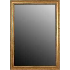 "35"" H x 25"" W Ornate Frame Wall Mirror"