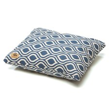 Geometric Pet Bed Pillow