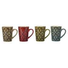 Segovia Fashion Mug (Set of 4)