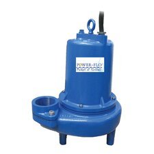 1.5 HP Sewage Submersible Pump with 1 Phase
