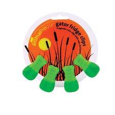 Animal House Alligator Magnetic Mini Clip (Set of 4)