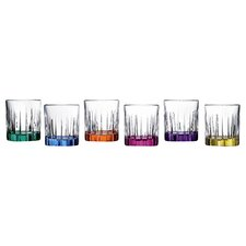 Timeless Color RCR Crystal Shot Glass (Set of 6)