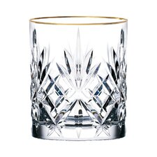 Siena Crystal Double Old Fashioned Glass (Set of 4)