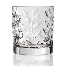 Laurus RCR Crystal Double Old Fashioned Glass (Set of 6)