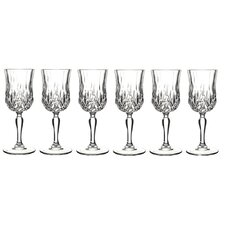Opera White Wine Glass (Set of 6)