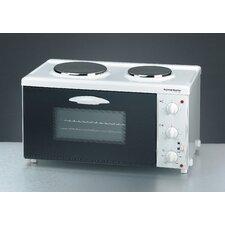 Kleinküche Basicline 22 L 2500W