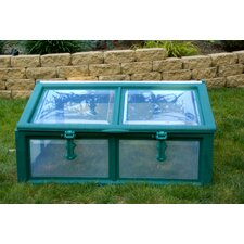 Genesis 3.5 Ft. W x 3 Ft. D Cold Frame Greenhouse