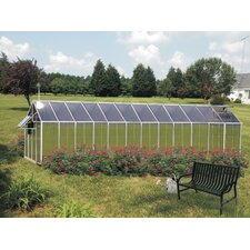 Monticello 8 Ft. x 24 Ft. Mojave Greenhouse