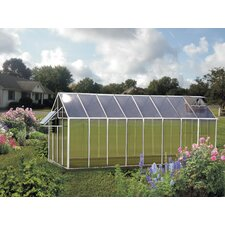 Monticello 8 Ft. x 16 Ft. Mojave Greenhouse