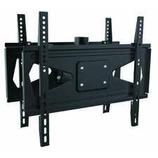 """1.5"""" NPT Ceiling Dual Mount for 32""""-55"""" Flat TV"""